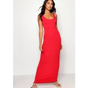 NWT ASOS | Basic Maxi Dress